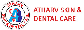 Atharv Skin & Dental Care Logo